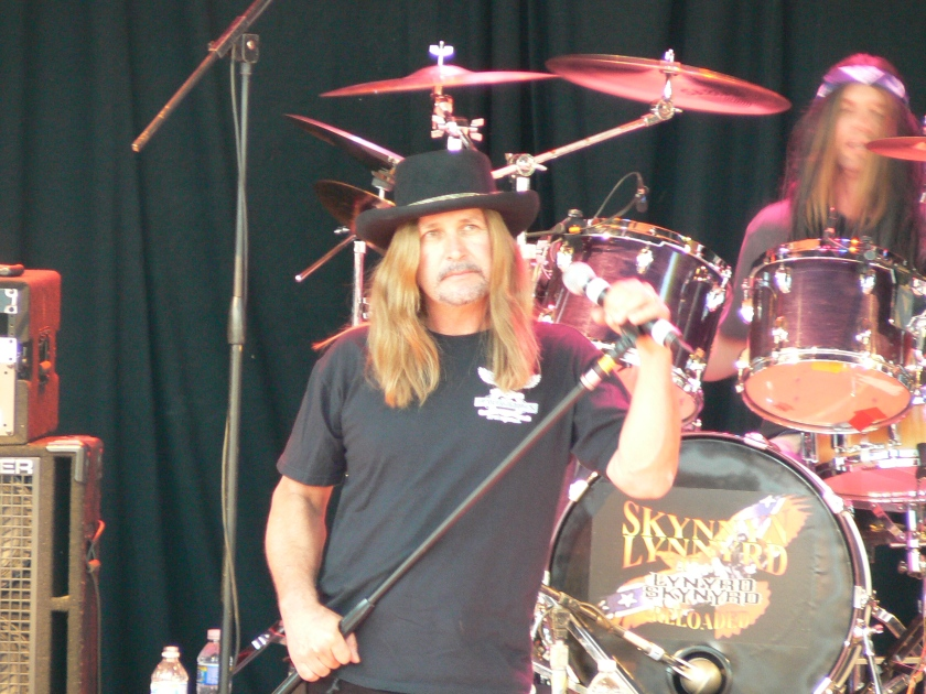 Respect and Tribute to Ronnie Van Zant