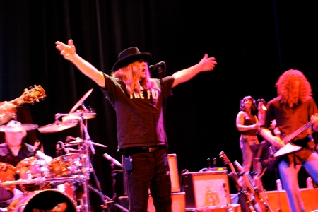 Fox Theatre Redwood City - Oct. 17, 2009